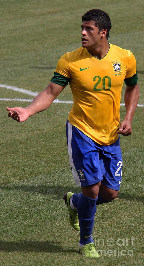 Hulk Photograph - Hulk Give Me The Ball by Lee Dos Santos
