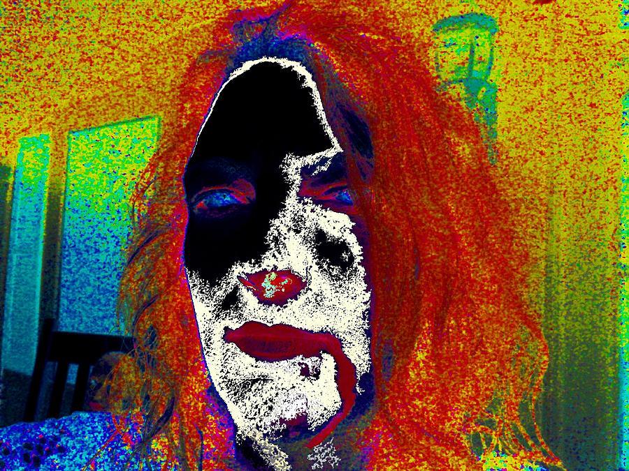 Halloween Photograph - Hunger Artist by Rdr Creative