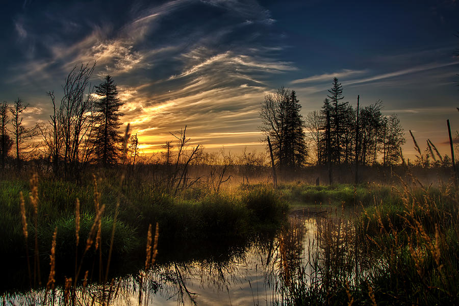 Sunrise Photograph - I Believe - Version II by Gary Smith