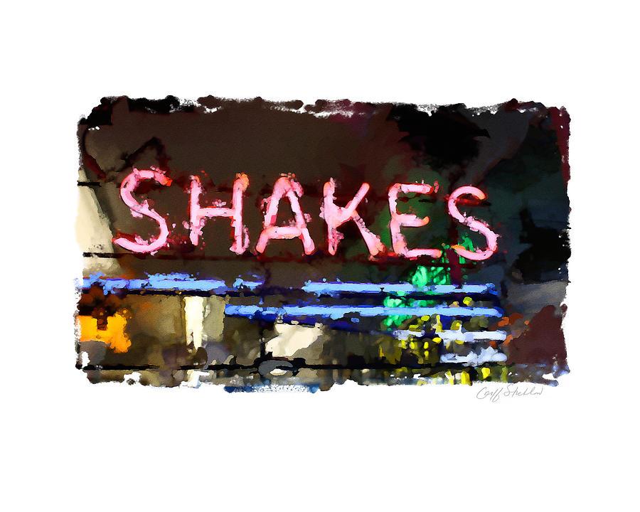 I Got The Shakes Digital Art by Geoff Strehlow