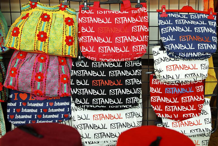 Interesting Photograph - I Love Istanbul by Kantilal Patel