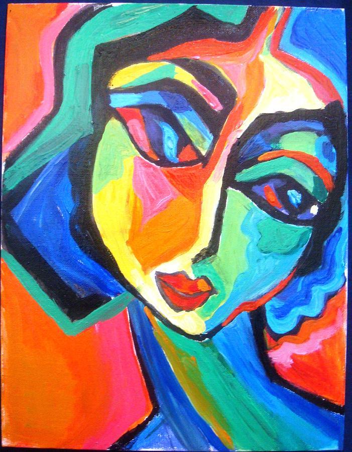 I Me Myself Painting by Sonali Singh