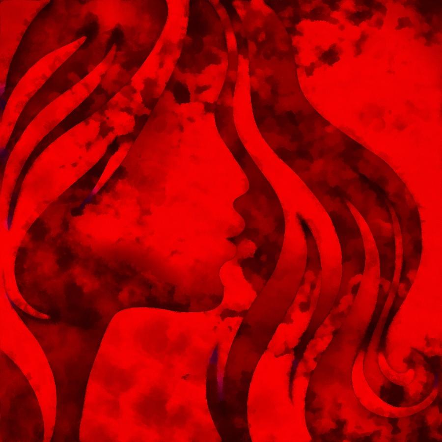 Wonder Digital Art - I Should Have Said Goodbye 3 by Angelina Vick