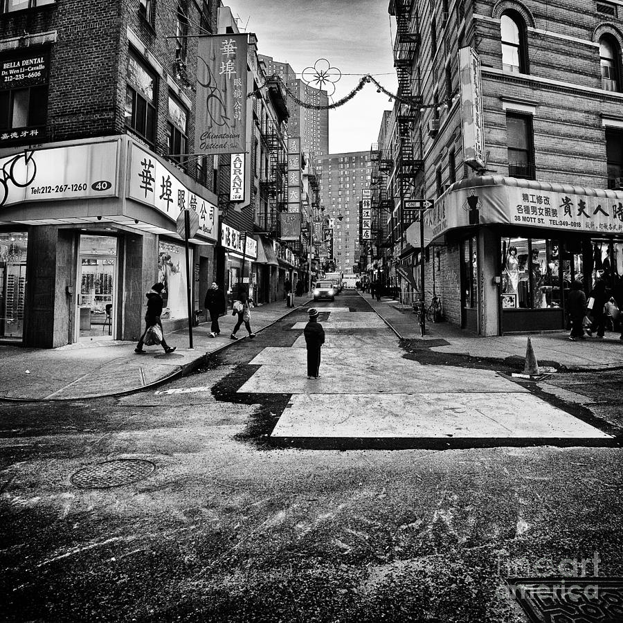 Nyc Photographs Photograph - I Stand Witness by John Farnan