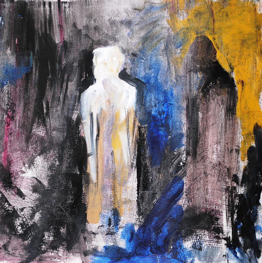 Id Painting - ID by Mayank Gupta