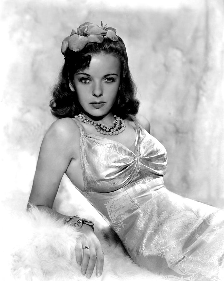 Ida Lupino Photograph Everett