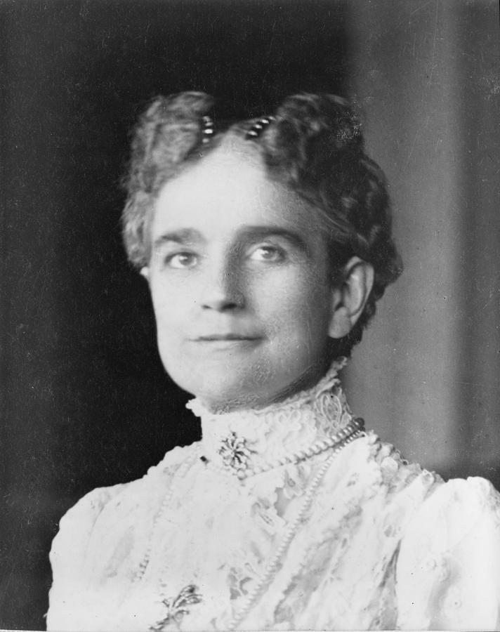 20th Century Photograph - Ida Saxton Mckinley 1847-1907, First by Everett