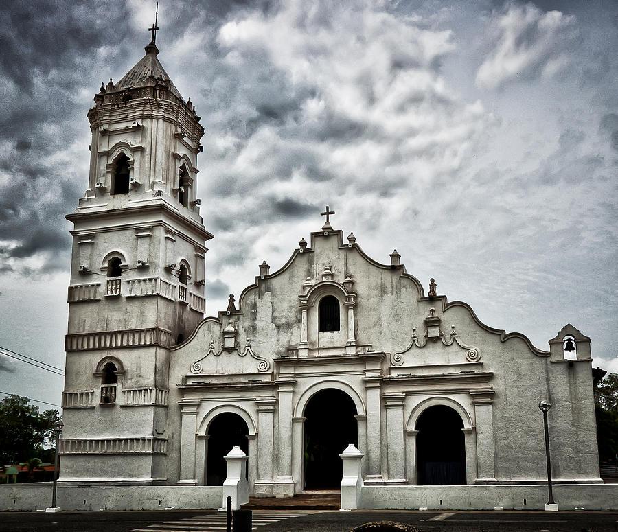 Church Photograph - Iglesia De Nata by Mimi Erickson
