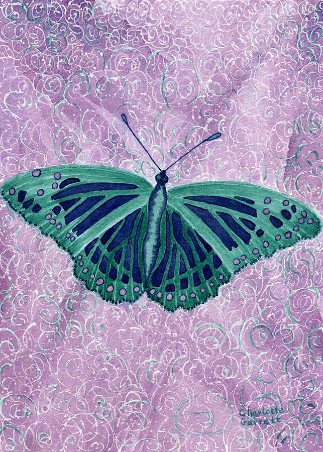 Imagination Butterfly by Charlotte Garrett