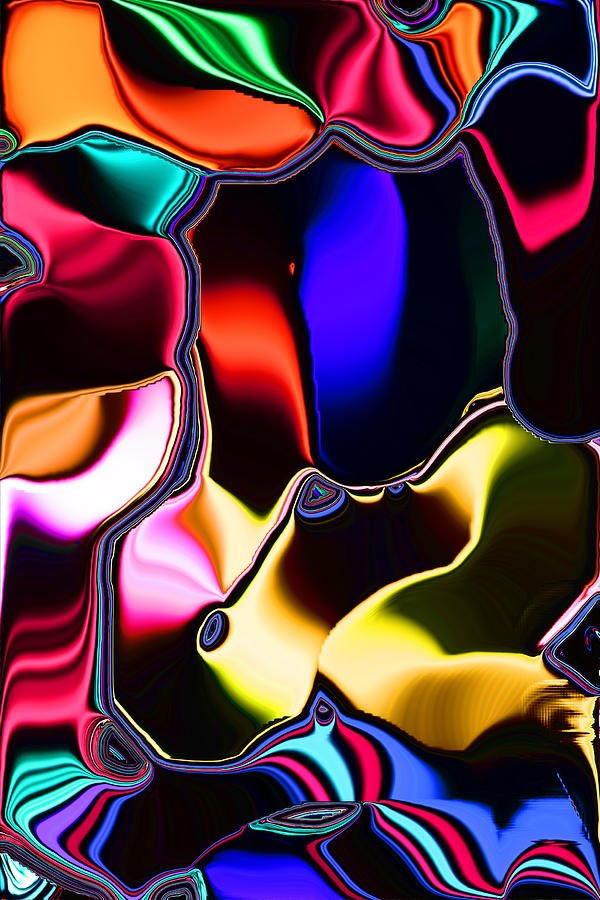 Abstract Photograph - Imagination  by James Hammen