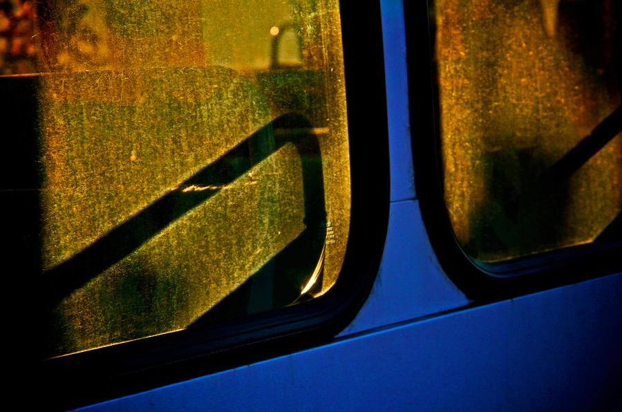Windows Photograph - Impaired Vision by Odd Jeppesen