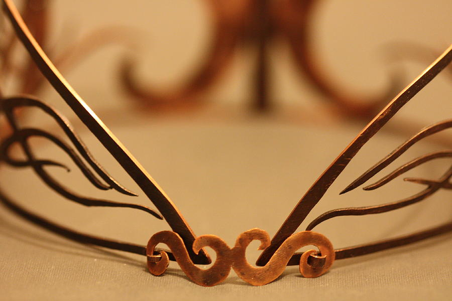 Copper Sculpture - Imprinted by Anh Vuyen