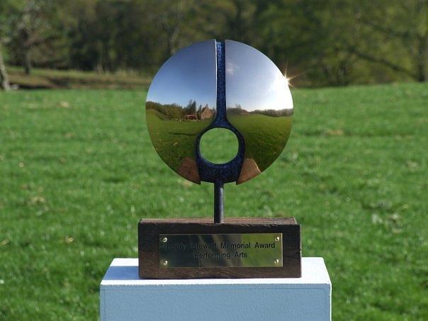Bronze Sculpture - In Roddys Memory by Daniel Kavanagh