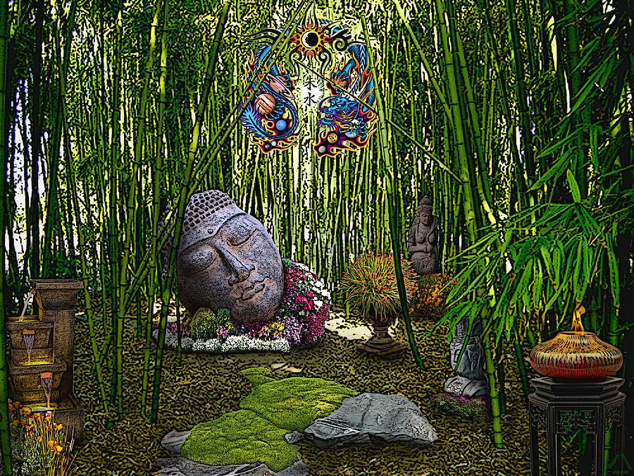 In The Garden Of Forgotten Gods And Goddesses 3 Digital