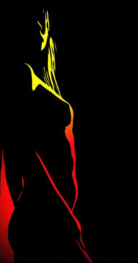 In The Heat Of The Night Digital Art by Steve K
