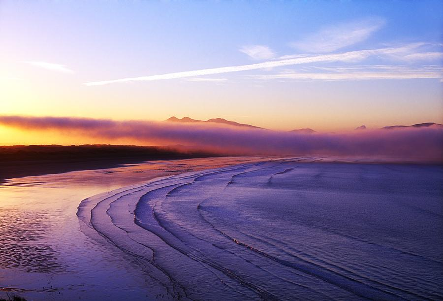 Inch Beach Dingle Peninsula Co Kerry Photograph By The