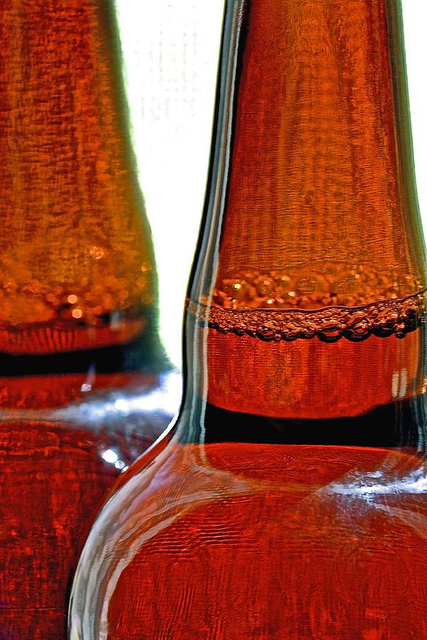 Pale Ale Photograph - India Pale Ale by Bill Owen