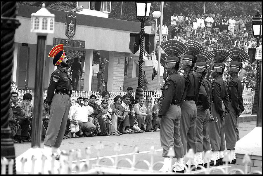 Mehndi Army : Indian army men photograph by sumit mehndiratta