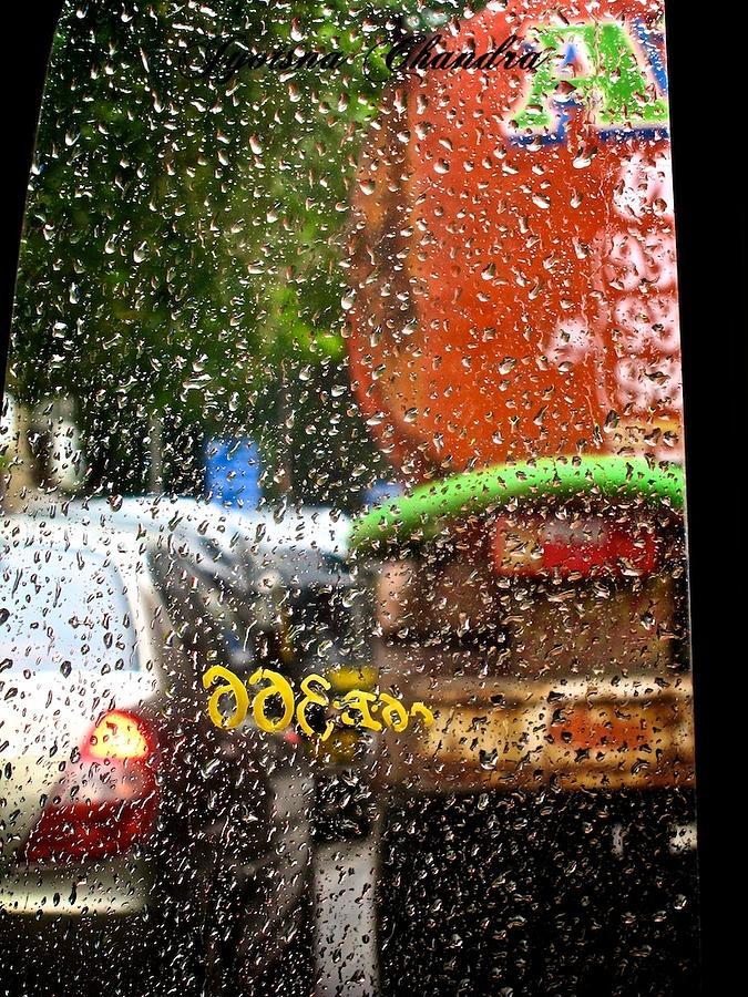 Indian Monsoon Photograph - Indian Monsoon by Jyotsna Chandra