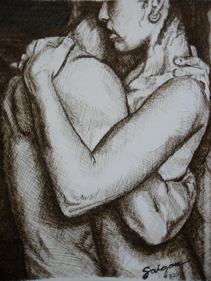 Intimacy Painting - Indomitos Opus by SAIGON De Manila