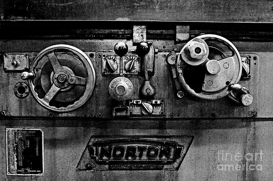 Machinery photograph industrial grit by gib martinez