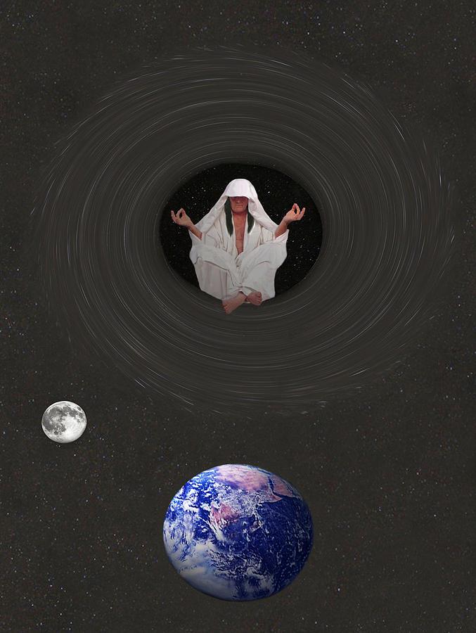 Inner Self Mixed Media - Inner Self by Eric Kempson