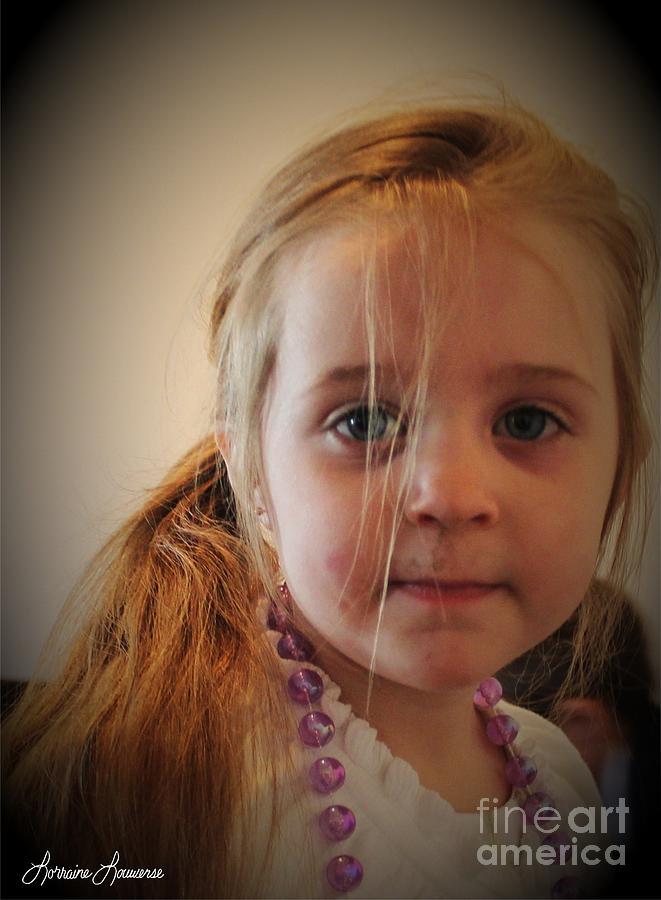 Children Photograph - Innocents 3 by Lorraine Louwerse