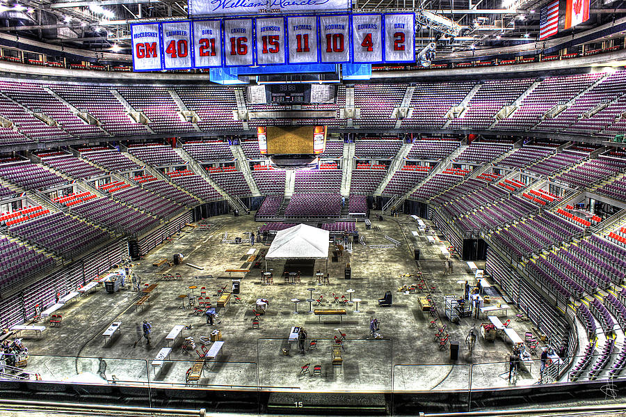 Inside The Palace Of Auburn Hills 2 Photograph By Nicholas