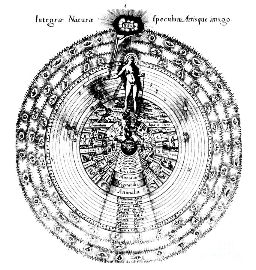 History Photograph - Integrae Naturae, 17th Century by Science Source