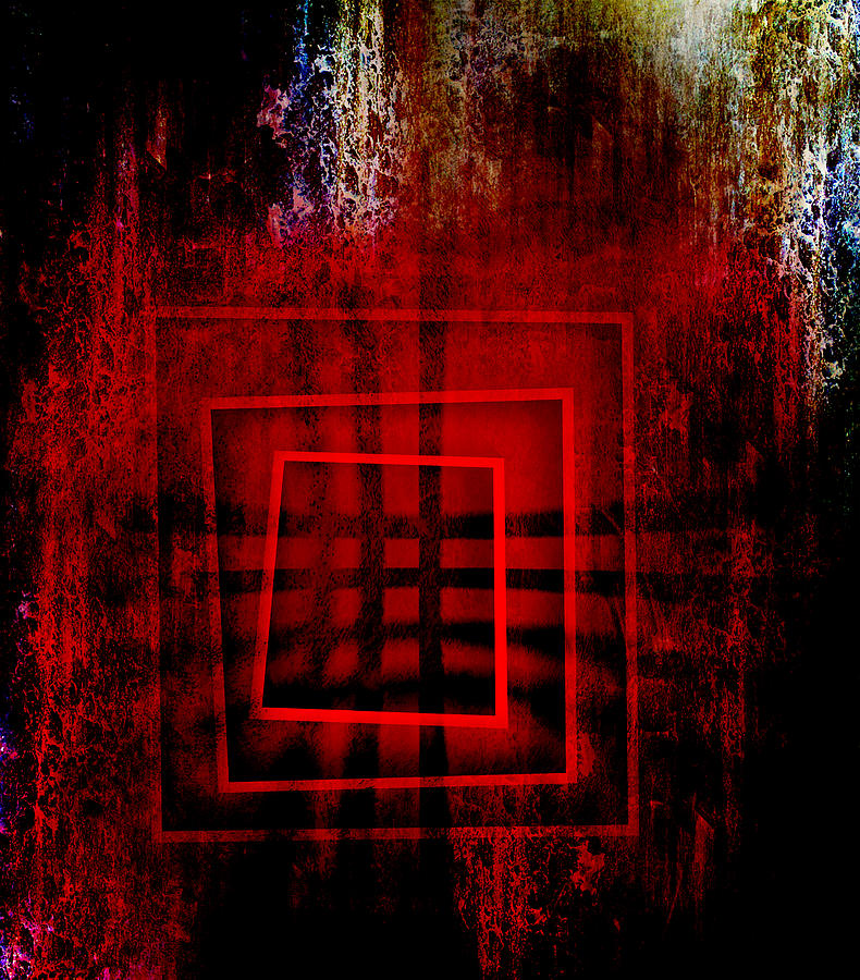 Abstract Digital Art - Interface by Florin Birjoveanu