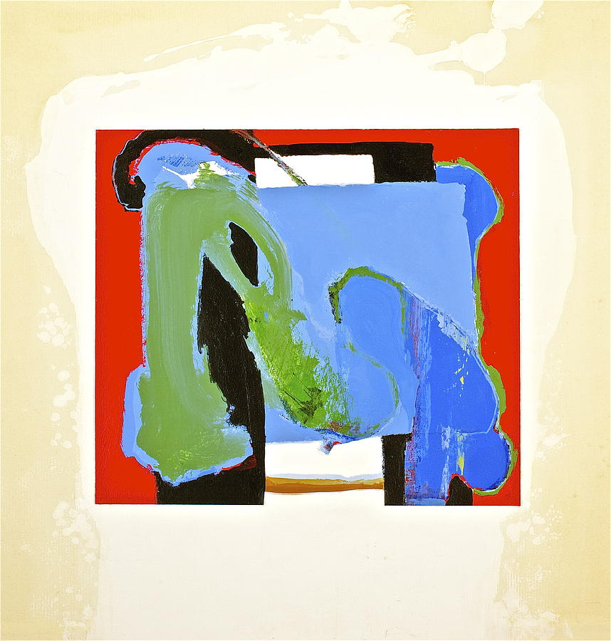 Abstract Paintings Painting - International by Cliff Spohn