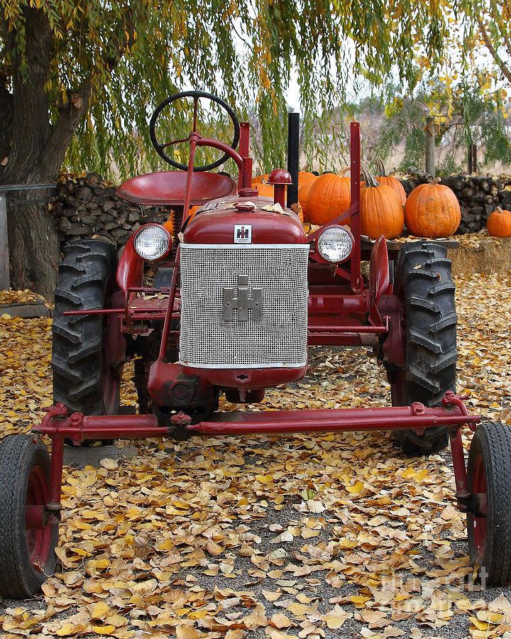 International harvester mccormick farmall cub farm tractor for International harvester wall decor