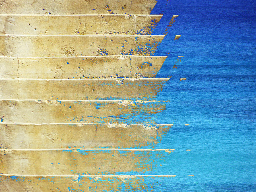 Surrealist Painting Digital Art - Inundation by David Rearwin