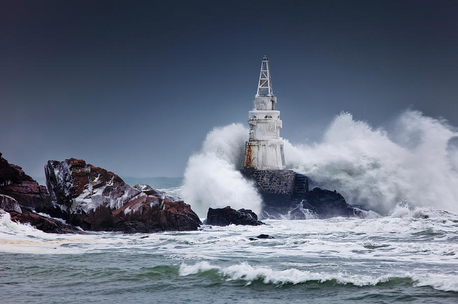 Ahtopol Photograph - Invincible by Evgeni Dinev