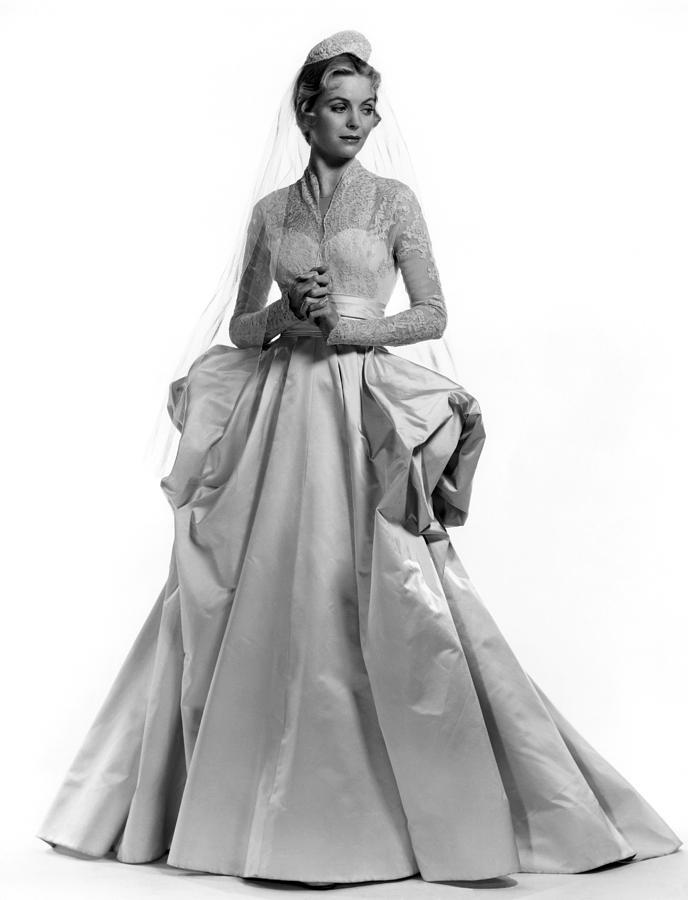 1950s Portraits Photograph - Invitation, Dorothy Mcguire, 1952 by Everett