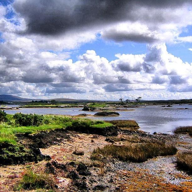 Scenery Photograph - Ireland ❤ by Luisa Azzolini