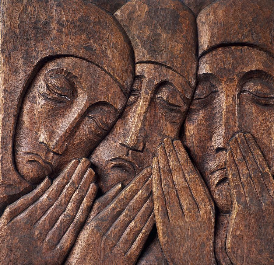 Close-up Photograph - Irish Jewish Museum, Portobello Dublin by The Irish Image Collection