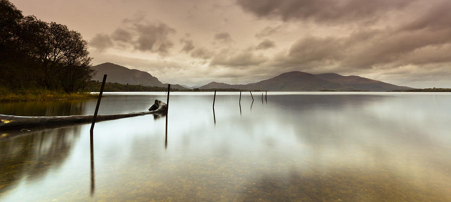Co Kerry Photograph - Irish Silver by Brendan O Neill