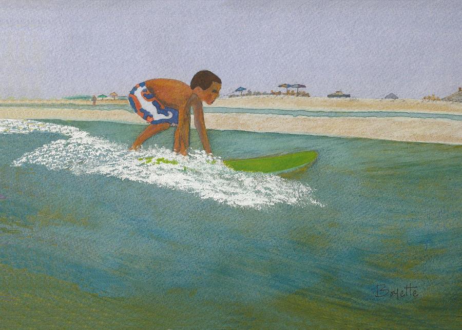 Island Boy by Robert Boyette