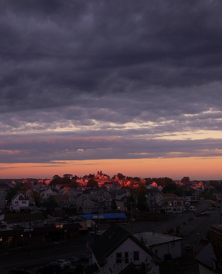 Sunrise Photograph - Island Of Light by Matthew Green