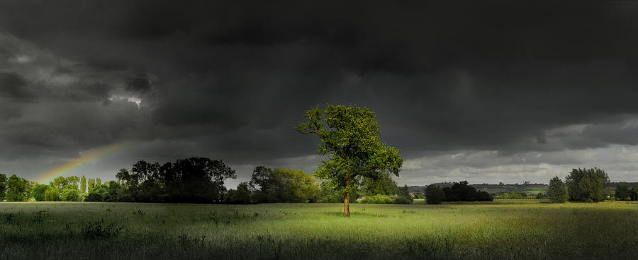 Panos Photograph - It Cant Rain All The Time by John Chivers