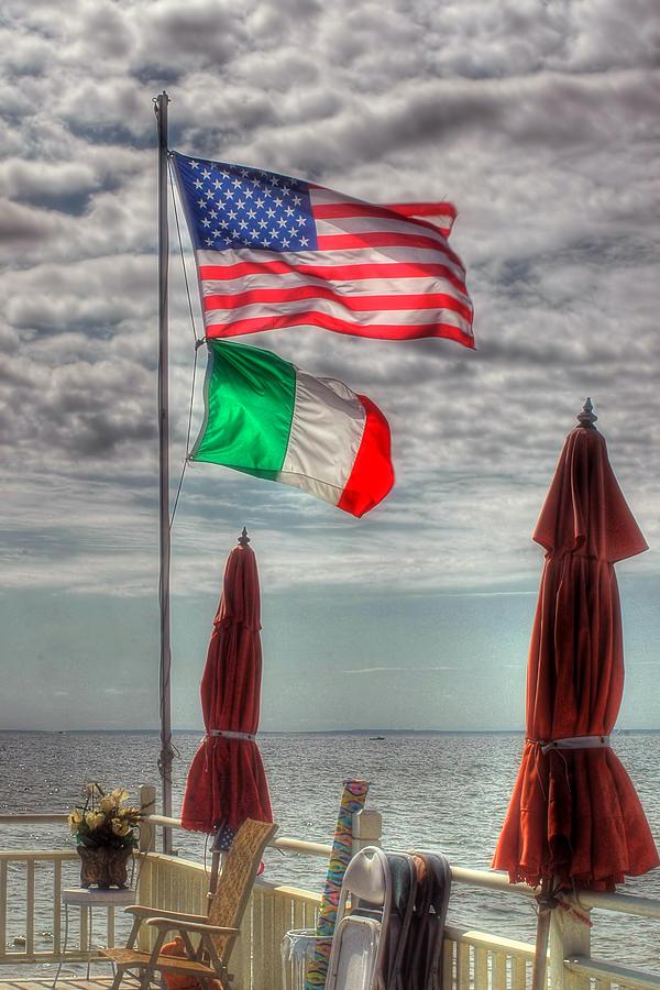 Italian American Photograph By Joann Vitali