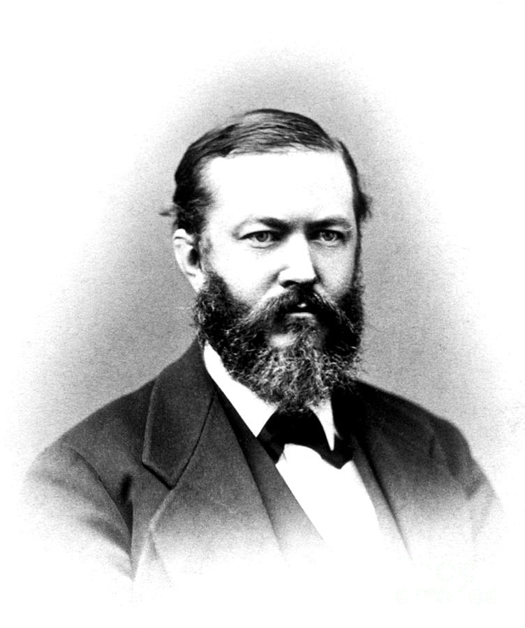 Science Photograph - J. J. Woodward, American Pioneer by Science Source