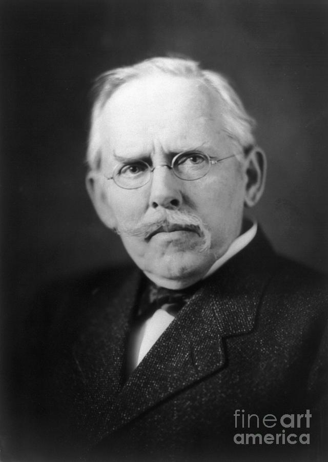 1906 Photograph - Jacob A. Riis (1849-1914) by Granger