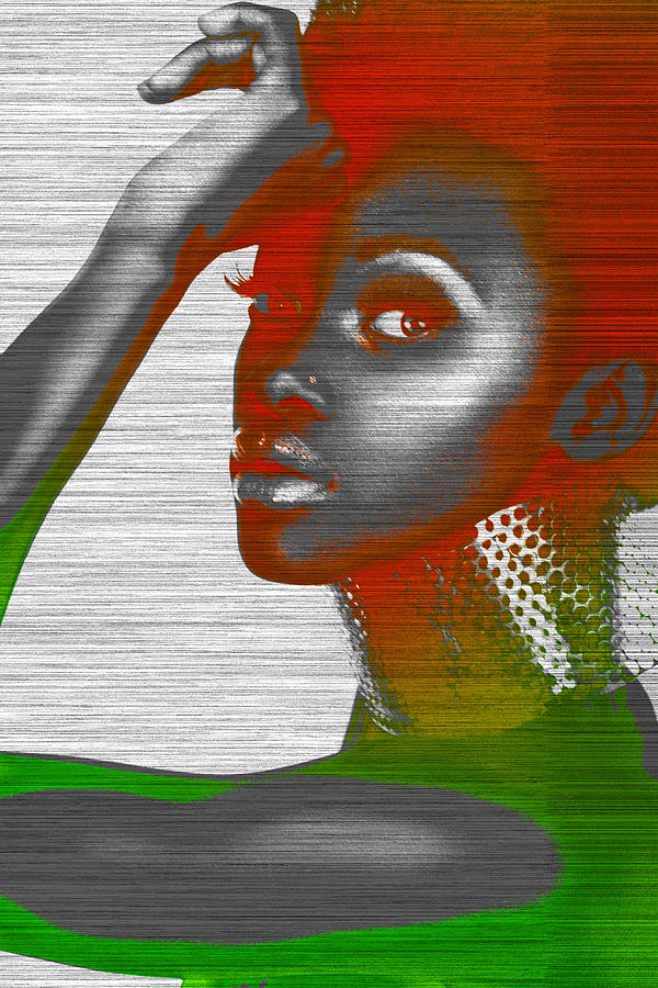 African Photograph - Jada by Naxart Studio