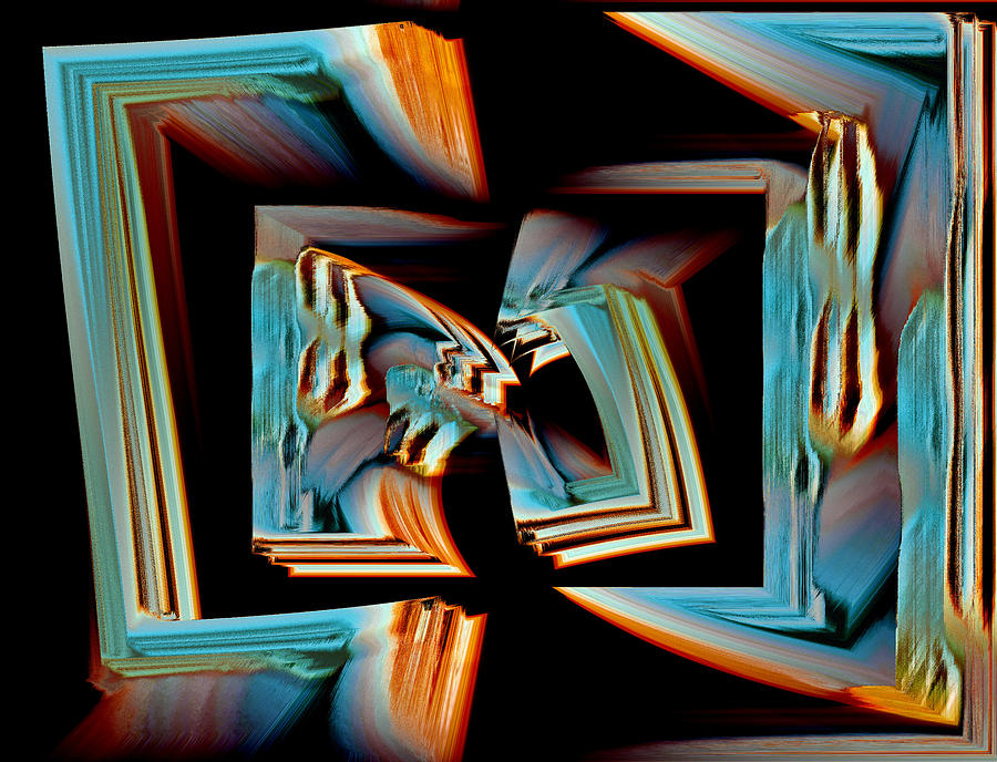 Abstract Photography Photograph - Jagati No.2 by Danny Lally