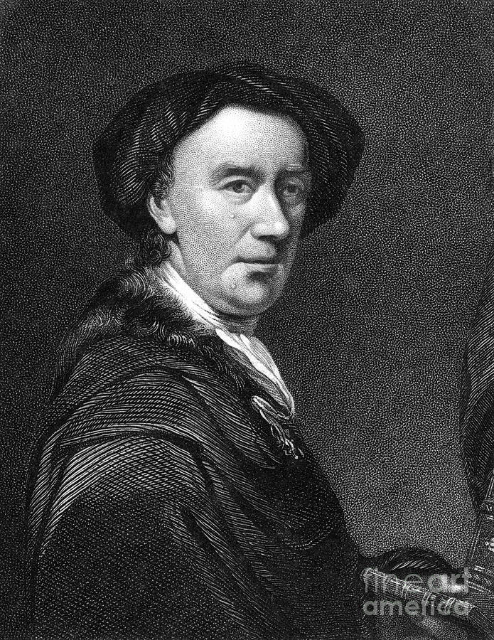 18th Century Photograph - James Ferguson (1710-1776) by Granger