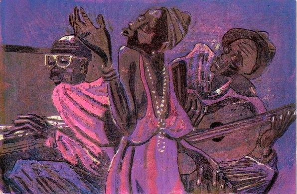 Jazz Relief - Jammin by John Brisson