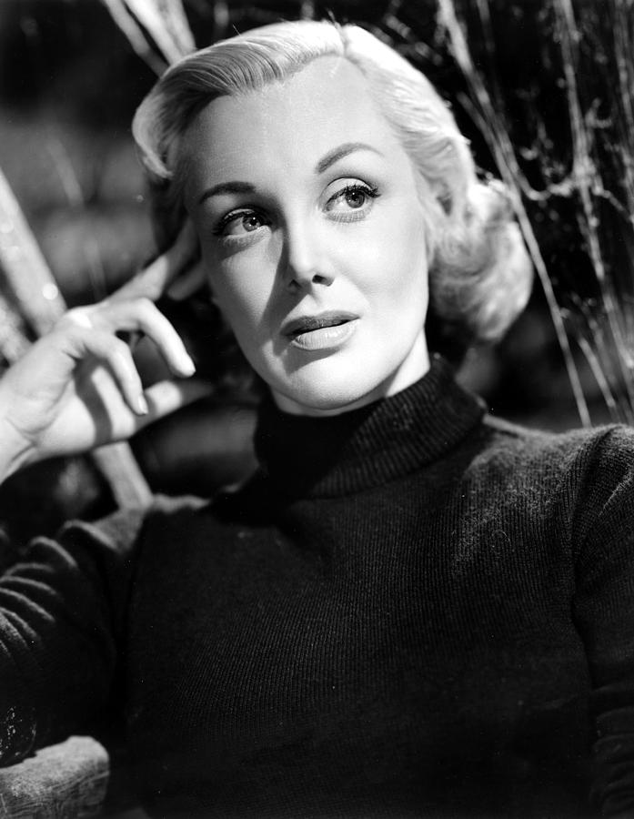 1950s Portraits Photograph - Jan Sterling, 1956 by Everett