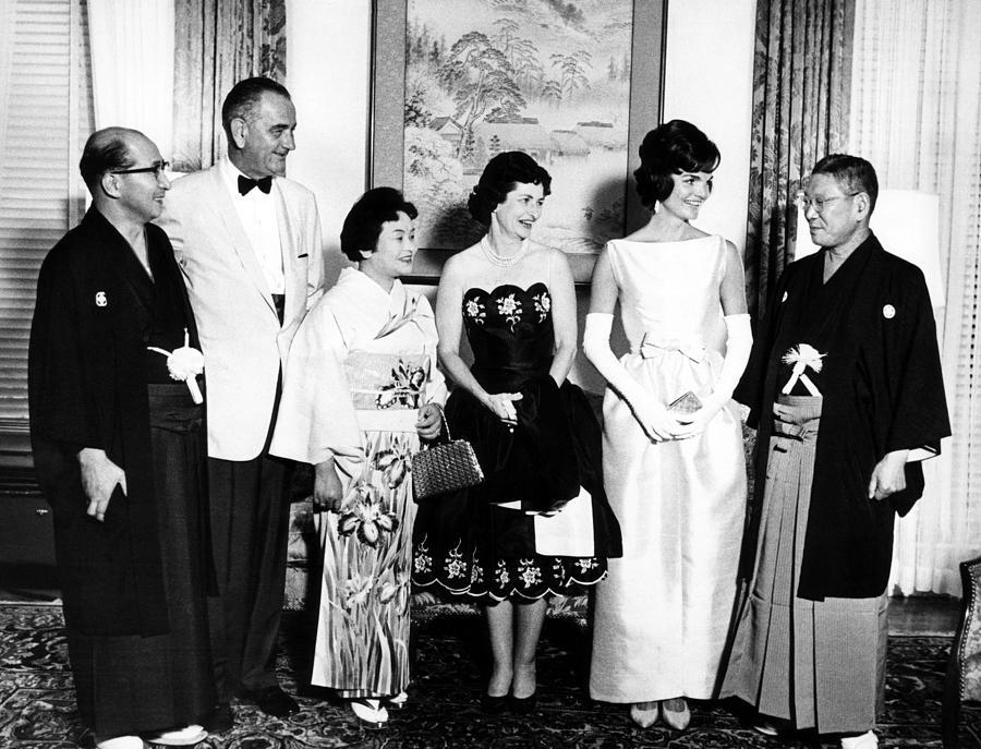 1960s Photograph - Japanese Foreign Minister Zentaro by Everett